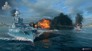 World of Warships Royal Navy Event.