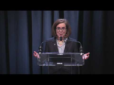 The Honorable Governor Kate Brown