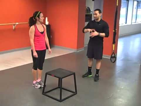 Modified Burpees FITT-RX