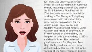 Felicity Jones - Wiki Videos