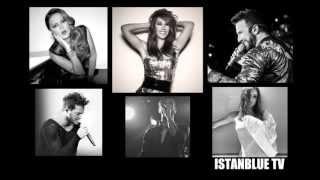 Türkçe Pop Müzik Mix 2 | 2013 Turkish Music Mix | Hareketli Remix