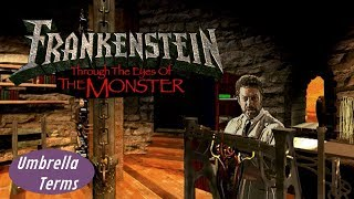 Frankenstein: Through the Eyes of the Monster - Story Deep Dive - UT