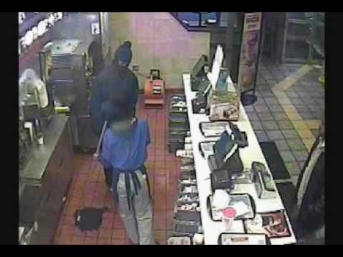 Armed robbery - McDonalds, Milwakee