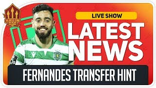 Bruno Fernandes Transfer Update! Man Utd Transfer News