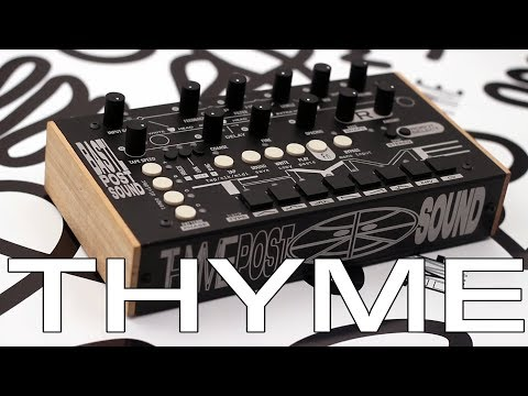 THYME Effects Processor Explained