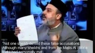 Mubahla Between Muhammad Sharif Sahab Ameer of Kababir with an Arab Sheikh {English Subtitles}