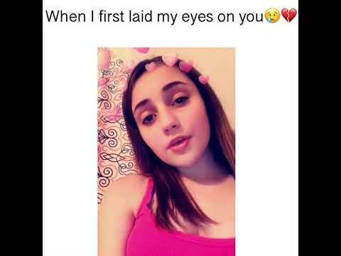 When I first laid my eyes on you challenge | AmberLiz