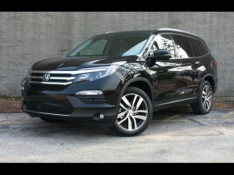 2017 honda pilot elite the best suv of the 21st century youtube. Black Bedroom Furniture Sets. Home Design Ideas