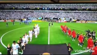 Argentina vs Cile finale coppa America 2016