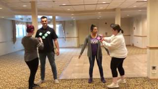 NWSRA Activity Center - Minute To Win It - Post It Note