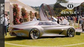 Bentley at Monterey Car Week 2019