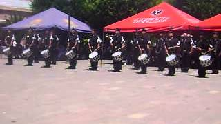 BANDA DE GUERRA INSTITUTO MEXICANO DEL SEGURO SOCIAL 2012 sombrerete zacatecas