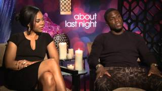 About Last Night: Kevin Hart & Regina Hall Official Movie Interview