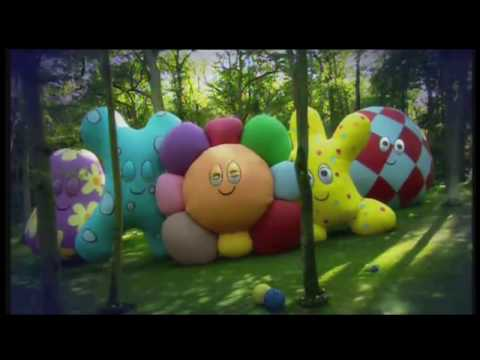 Cbeebies Bedtime Song 10 min version 🍏 The time has come to say goodnight 🍏 Elma Cartoons For Kids 🍏