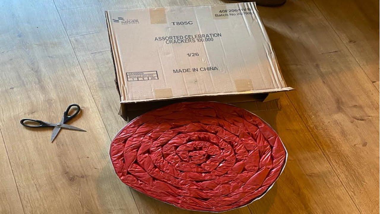 100.000 Klapper Salon Roger T805C (Assorted Celebration Crackers 100.000) Oud en Nieuw 2020 - 2021