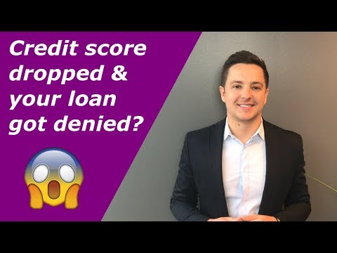 loan-denied-due-to-a-credit-score-drop?-|-save-our-loan!-#3