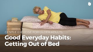 Getting out of Bed | Exercise for Older Adults