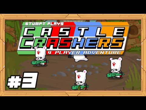 Castle Crashers - #3 - Red Herring