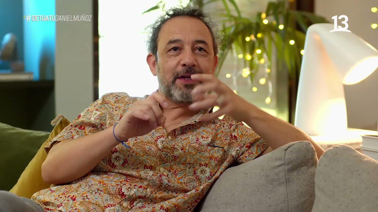 Daniel Muñoz: Su infancia y la relación con su padre