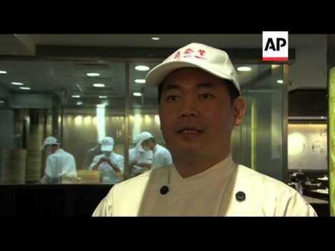 China take son the gourmet food market