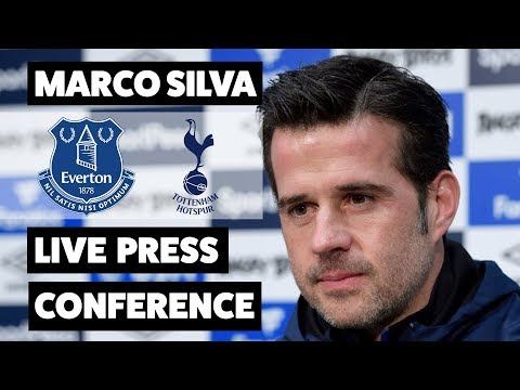 RICHARLISON AND GOMES FIT FOR SPURS | MARCO SILVA PRE-MATCH PRESS CONFERENCE