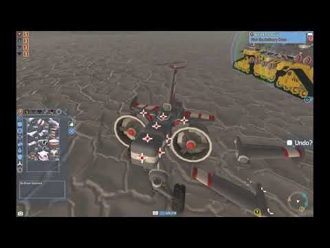 TerraTech | Tutorial 1: Scout planes | Lord_Chaos