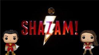 Shazam Funko Pop Hunting!