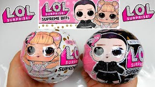 LOL SURPRISE SUPER RARE SUPREME BFF'S (lol surprise migliori amici o fidanzati?) Iolanda Sweets