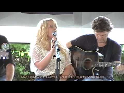 MTS Management Presents Josey Milner during CMA Week 2014