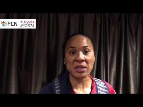 Dawn Staley advice to female coaches