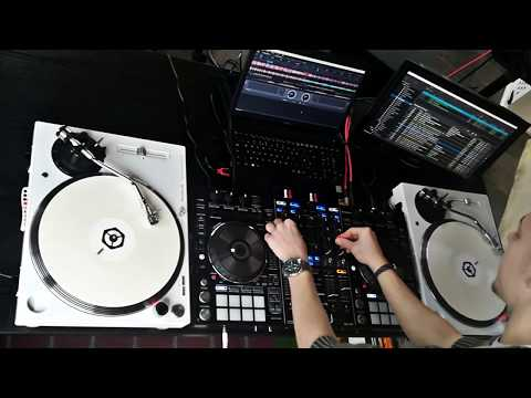 Pioneer DVS Scratch and Mix Test - PLX-500 DDJ-RX Rekordbox