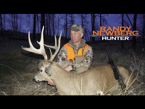 Finding Deer Hunting Places In Southeast Montana - Randy Newberg, Hunter