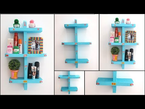 DIY Wall Organiser  || DIY Projects || wall Hanging craft Idea