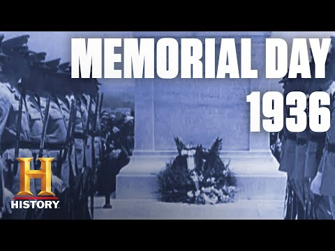 Flashback: Memorial Day – 1936 | History