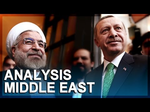 Geopolitical analysis 2017: Middle East