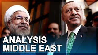 Geopolitical analysis 2017: Middle East thumbnail