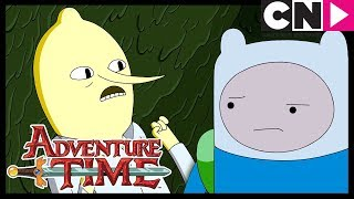 Adventure Time | The Mountain | Cartoon Network