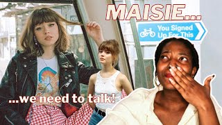 Maisie Peters You Signed Up For This Album Reaction & Lyric Analysis * WHAT A SONGWRITER!!!!*