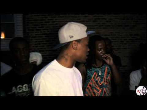 "Strictly Barz - Chicago ""Drill"" Cipha (2015) 