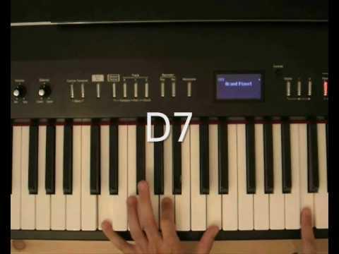 Michael Jackson - Bad Piano Tutorial.wmv