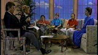 Mike McGuff on Good Morning Houston 1987