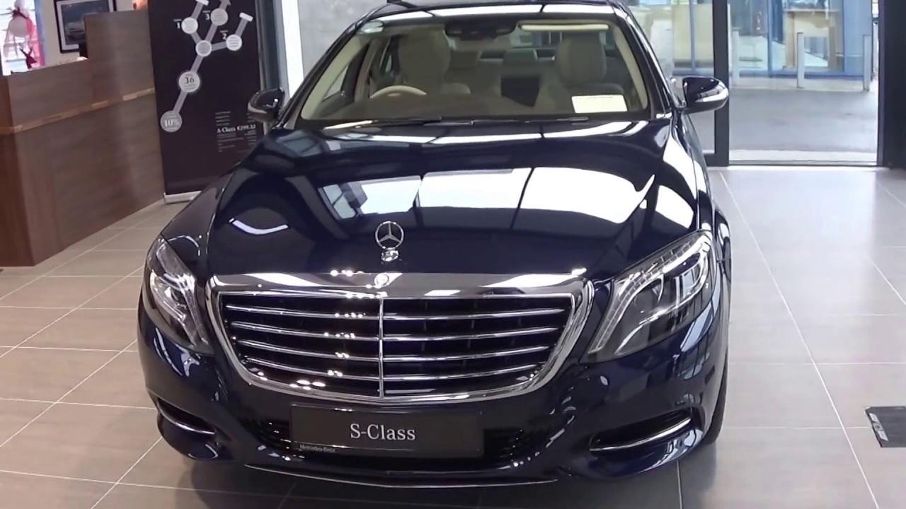 Mercedes Benz S63 Amg >> CMG Mercedes Benz Sligo: Mercedes Benz S-Class S-350 SWB 3 ...