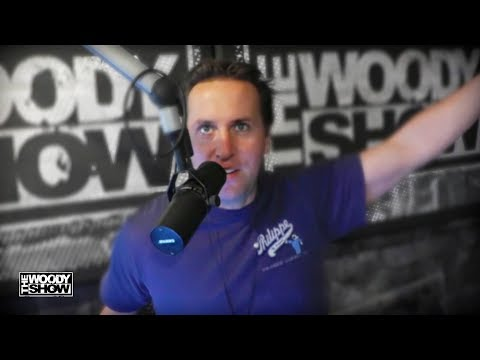 The Woody Show - Does Greg owe Sebas $1000?