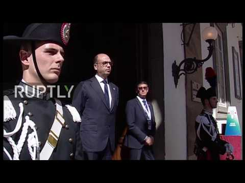 LIVE: G7 foreign ministers meet in Lucca - Arrivals and roundtable