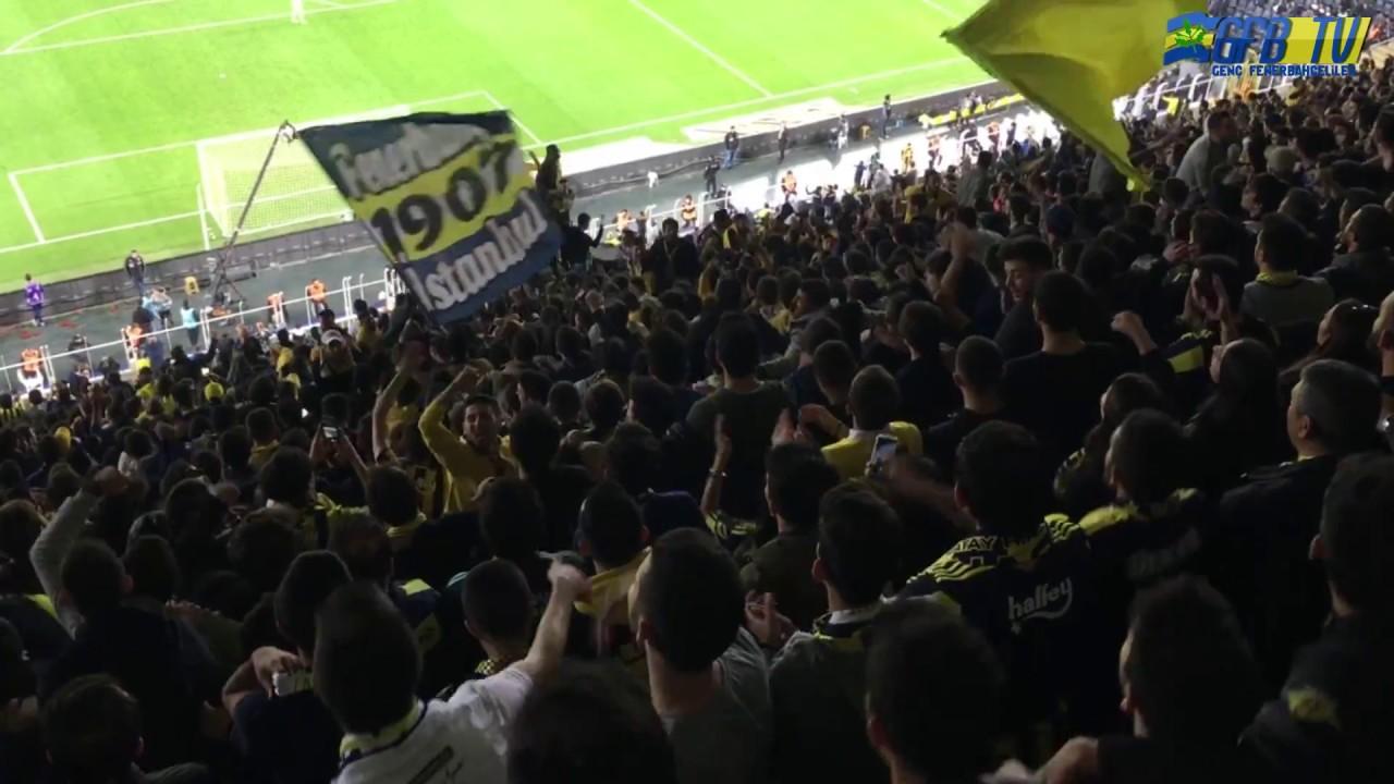 Kederli Günler Olsada Bazen !  | Fenerbahçemiz-Aytemiz Alanyaspor | 11.11.2018 | GFB TV