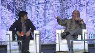 Samit Basu and Bruce Sterling on the future