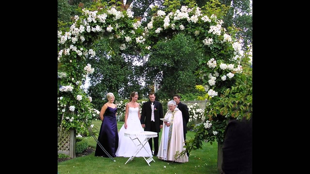 Garden Wedding Theme Ideas Youtube