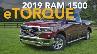 2019 Ram 1500 eTorque Review - First Drive