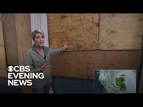 Hurricane Dorian Might Hit Charleston, South Carolina