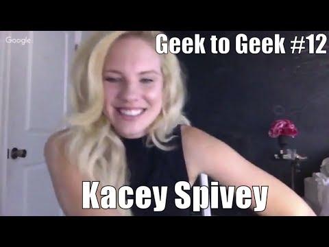 Geek to Geek 12 ft. Kacey Spivey  Alyssa White